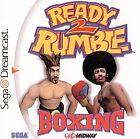 Boxing Sega Dreamcast Video Games