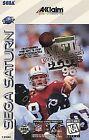 NFL Quarterback Club 96 Sports Video Games Release Year 1996