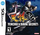 Tenchu: Dark Secret (Nintendo DS, 2006)