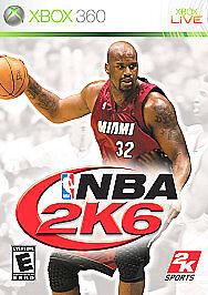 NBA 2K6 - Xbox 360 710425298219