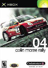 colin mcrae rally 04 бонус коды