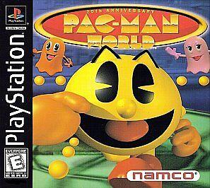 Pac Man Playstation >> Pac Man World 20th Anniversary Sony Playstation 1 1999 Ebay