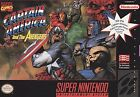 Captain America and The Avengers (Super Nintendo Entertainment System, 1993)