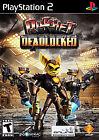 Ratchet: Deadlocked Greatest Hits (Sony PlayStation 2, 2006)