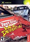 Test Drive: Eve of Destruction  (Xbox, 2004) (2004)