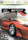 Project Gotham Racing 3 Video Games