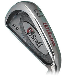 Wilson Fat Shaft Single Iron Golf Club