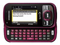 Samsung-SPH-M550-Exclaim-Red-Sprint-Cellular-Phone-used
