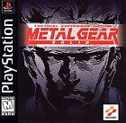 Metal Gear Solid (Sony PlayStation 1, 1998)