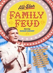 All-Star Family Feud, DVD, ,