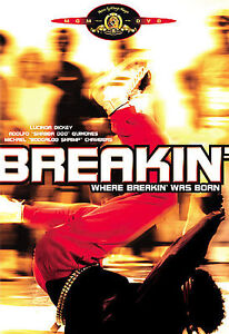 Breakin' (DVD, 2006, Canadian)