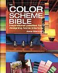 The Color Scheme Bible by Anna Starmer (2005, Hardcover, Spiral) Image
