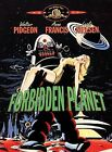 Forbidden Planet (DVD, 1997, Standard and letterbox)