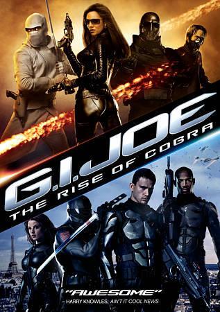 G.I. Joe: The Rise of Cobra (DVD, 2009) Widescreen  Dennis Quaid, Channing Tatum