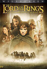 The Lord of the Rings: The Fellowship of the Ring (DVD, 2002, 2-Disc Set, Widescreen Version)