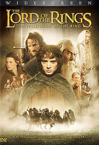 The Lord of the Rings: The Fellowship of the Ring: Two-Disc Widescreen