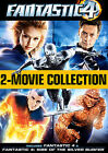 Fantastic Four/Fantastic Four: Rise of the Silver Surfer (DVD, 2007, 2-Disc Set, Versions)