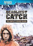 DEADLIEST CATCH COMPLETE 2 SECOND SEASON New 3 DVD Set