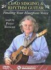 Peter Rowan - Lead Singing Bluegrass (DVD, 2003)