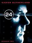 24 - Season 2 (DVD, 2003, 7-Disc Set)