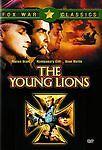 The-Young-Lions-DVD-Liliane-Montevecchi-Lee-Van-Cleef-Dora-Doll-Maximilian