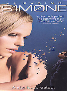 DVD Simone (2003)