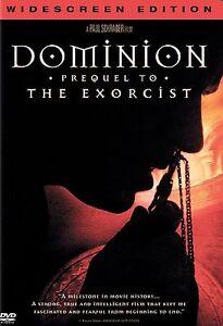 Dominion Prequel To The Exorcist DVD, 2005 Widescreen - $4.75