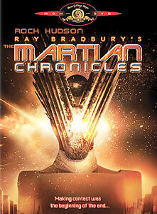 The Martian Chronicles (DVD, 2004)