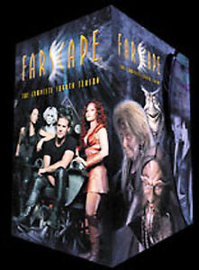Farscape - Season 4: Box Set (DVD, 2004,...