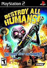 Destroy-All-Humans-Sony-PlayStation-2-2005-Greatest-HIts-Edition