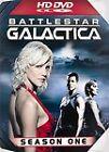 Battlestar Galactica - Season 1 (HD-DVD, 2007, 6-Disc Set)