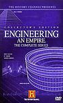 Engineering an Empire: The Collectors Edition (DVD, 2007, 6-Disc Set) NEW Sealed