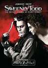 Sweeney Todd: The Demon Barber of Fleet Street (DVD, 2008)
