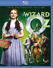 The Wizard of Oz (Blu-ray Disc, 2009, 70th Anniversary Edition)