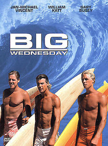 Big Wednesday (DVD, 2002) NEW SEALED OOP RARE Jan-Michael Vincent Gary Busey