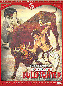 Karate-Bullfighter-The-Sonny-C-2004-Used-Digital-Video-Disc-Dvd