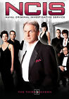 NCIS - The Complete Third Season (DVD, 2007, 6-Disc Set)