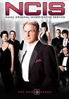 NCIS - The Complete Third Season (DVD, 2007, 6-Disc Set) (DVD, 2007)