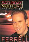 Saturday Night Live - The Best of Will Ferrell (DVD, 2003)