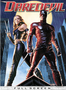 Daredevil (Full Screen Edition) DVD***NEW***