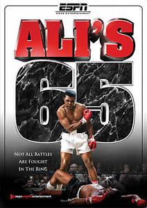 Ali's 65 Dvd Espn !