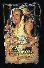 Cutthroat Island (DVD, 2001, Sensormatic)