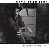FREE US SHIP. on ANY 3+ CDs! USED,MINT CD Lil Dave Thompson: Little Dave & Big L
