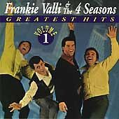 Frankie Valli & the Four Seasons Greatest Hits Vol. 2 (CD, 1991, Rhino) 15 Song