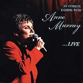 An-Intimate-Evening-with-Anne-Murray-Live-EXCELLENT-CD-1998-Capitol-EMI