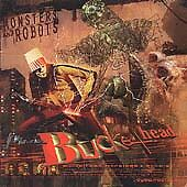 Monsters & Robots by Buckethead (CD, Sep...