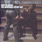Ghetto Music: The Blueprint of Hip Hop by Boogie Down Productions (CD, May-1989, Jive (USA))