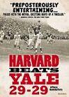 Harvard Beats Yale 29-29 (DVD, 2009)