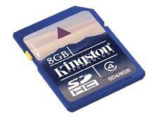 Kingston 8GB Camera Memory Cards for Samsung
