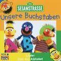 Unsere Buchstaben - Lieder über das Alphabet, 1 Audio-CD (2003)
